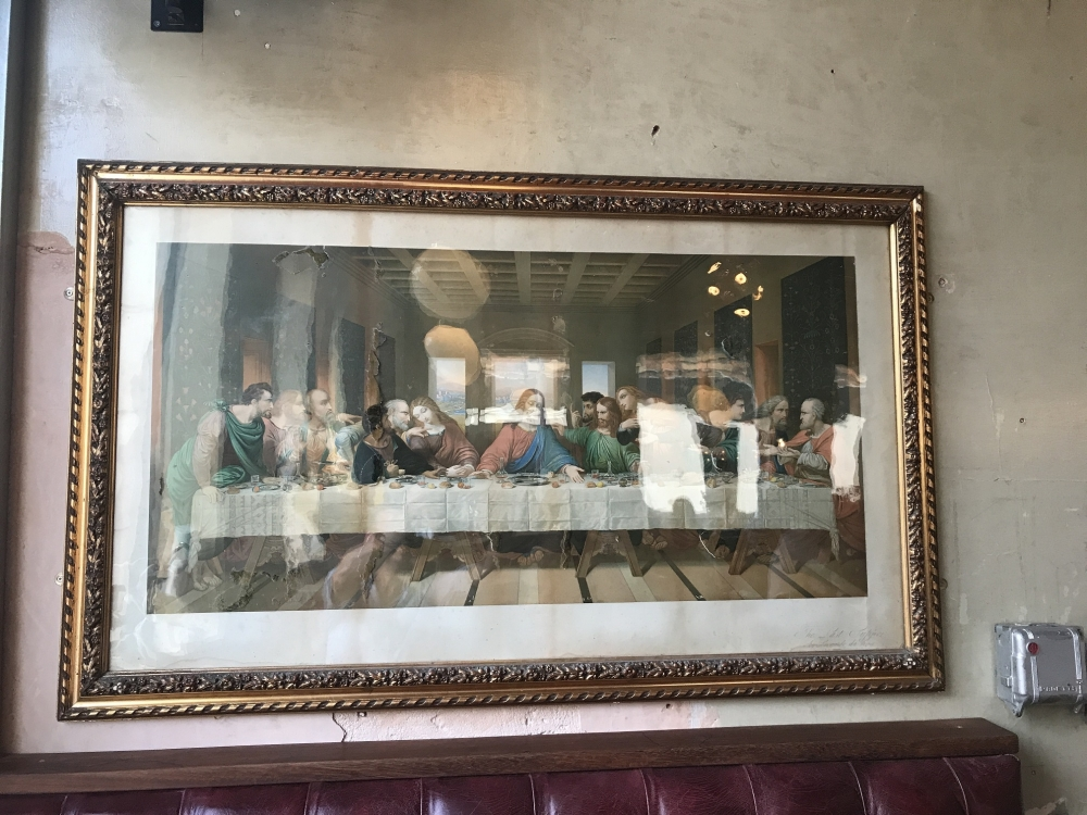 20170825 Sleuth 34 Last Supper