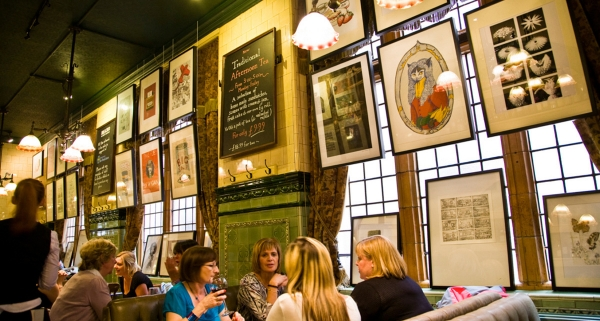 Top Gastro Pubs Liverpool