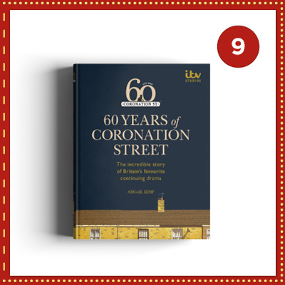 Win a copy of '60 Years of Coronation Street' by Abigail Kemp