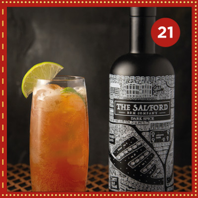 Win a Salford Rum hamper worth over £130