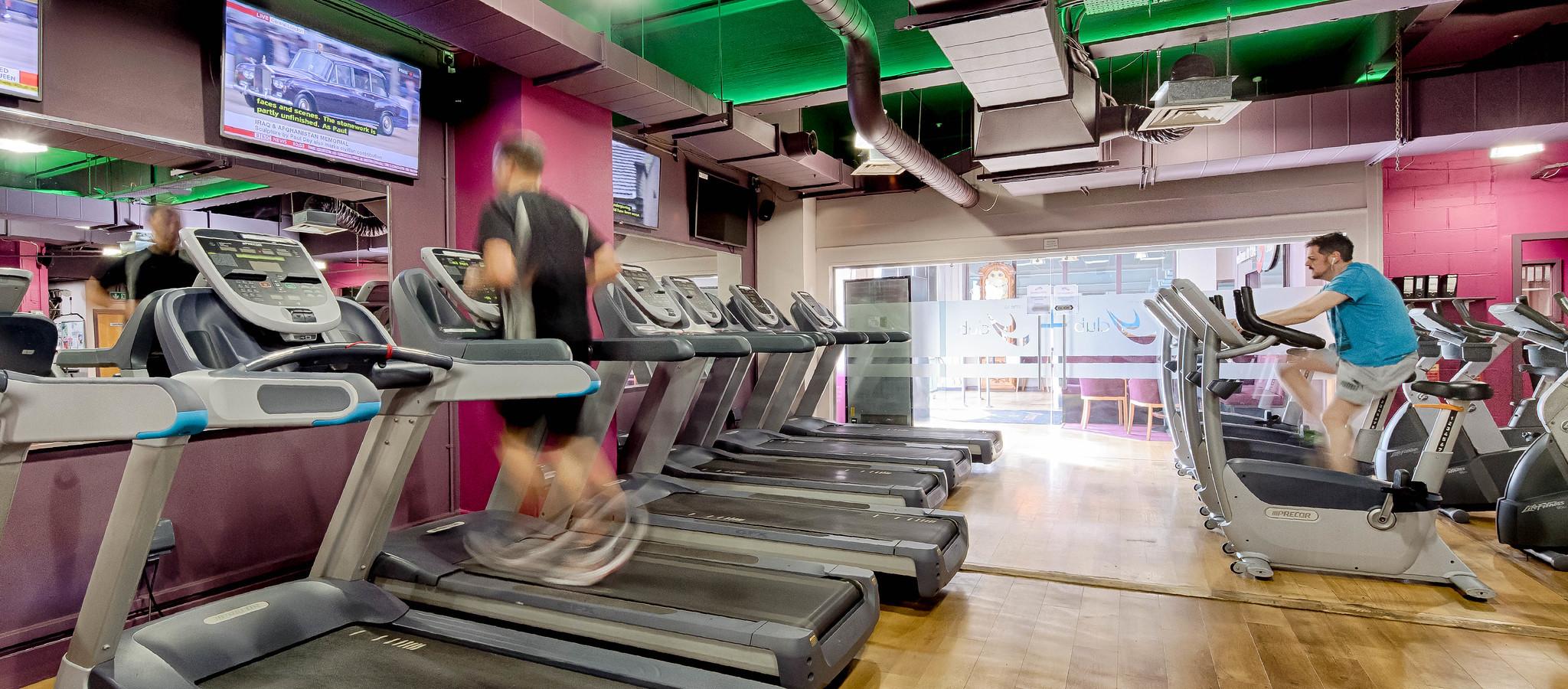 20170504 Yclub Gym Cardio Area 4