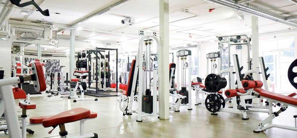 20160301 Up Gym