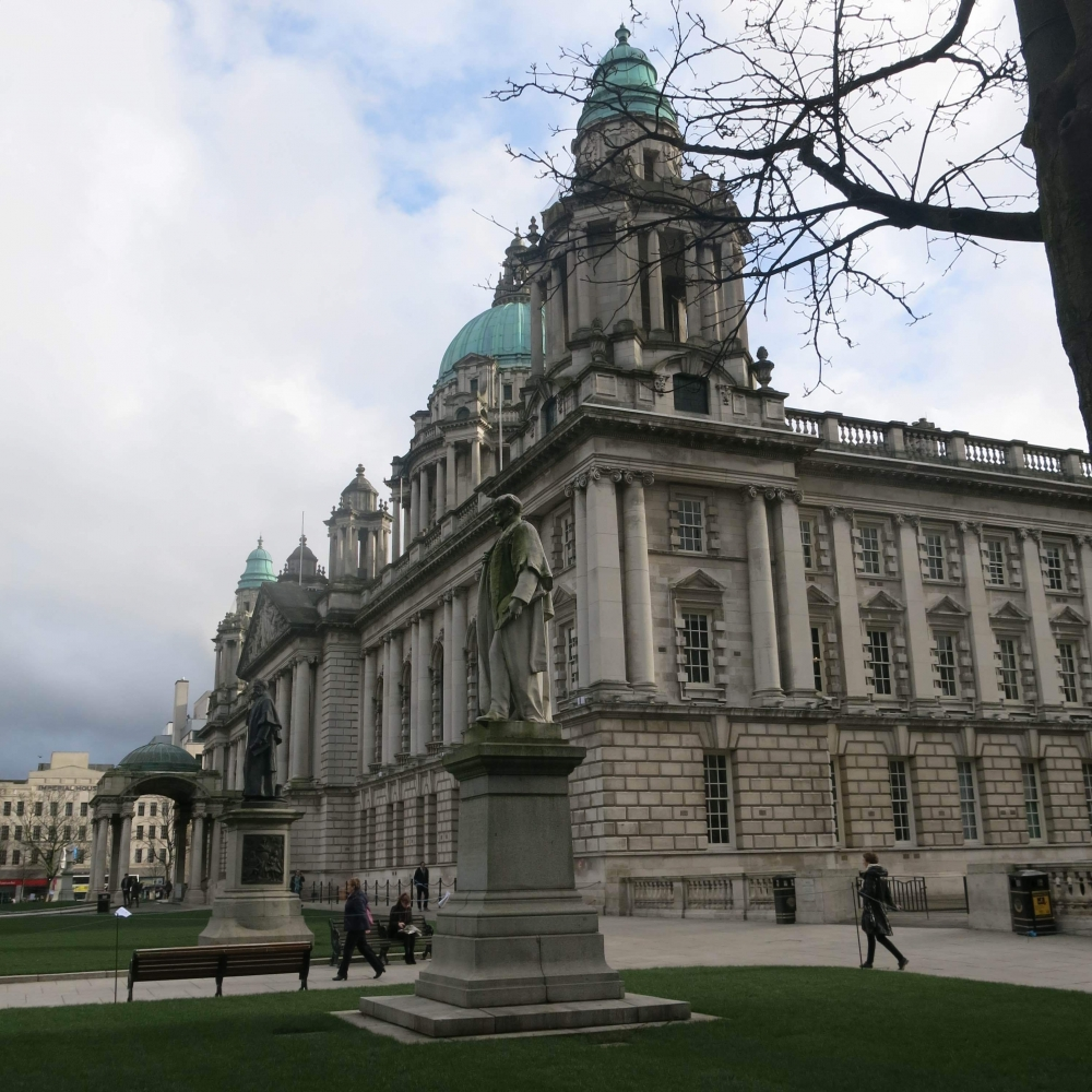 170418 Belfast City Hall