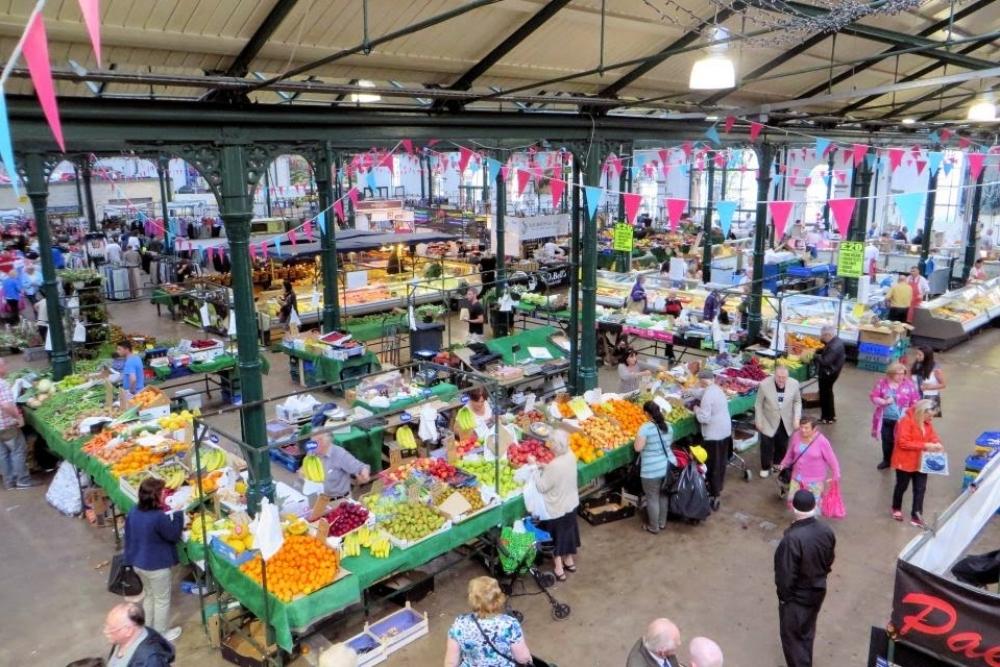 170418 Belfast Market