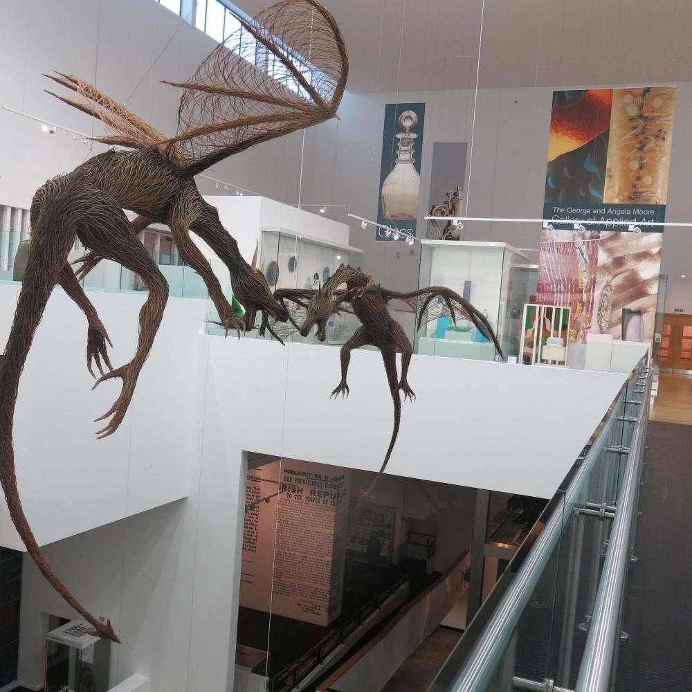 170418 Inside Ulster Museum