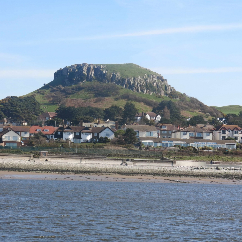170419 Orme From Estuary