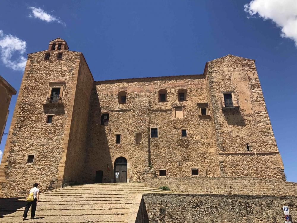 170821 Castelbuono Castle