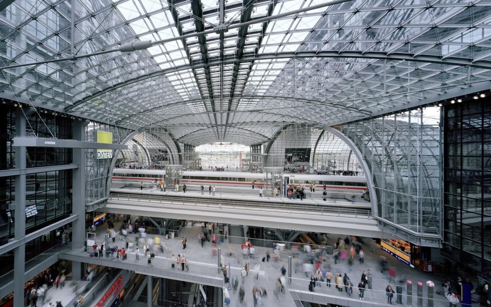 Berlin 170719 Hauptbahnhof