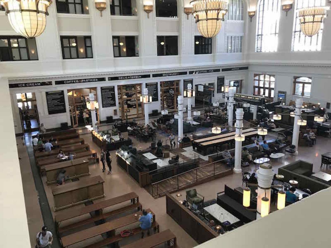 170826 Union Station Interior