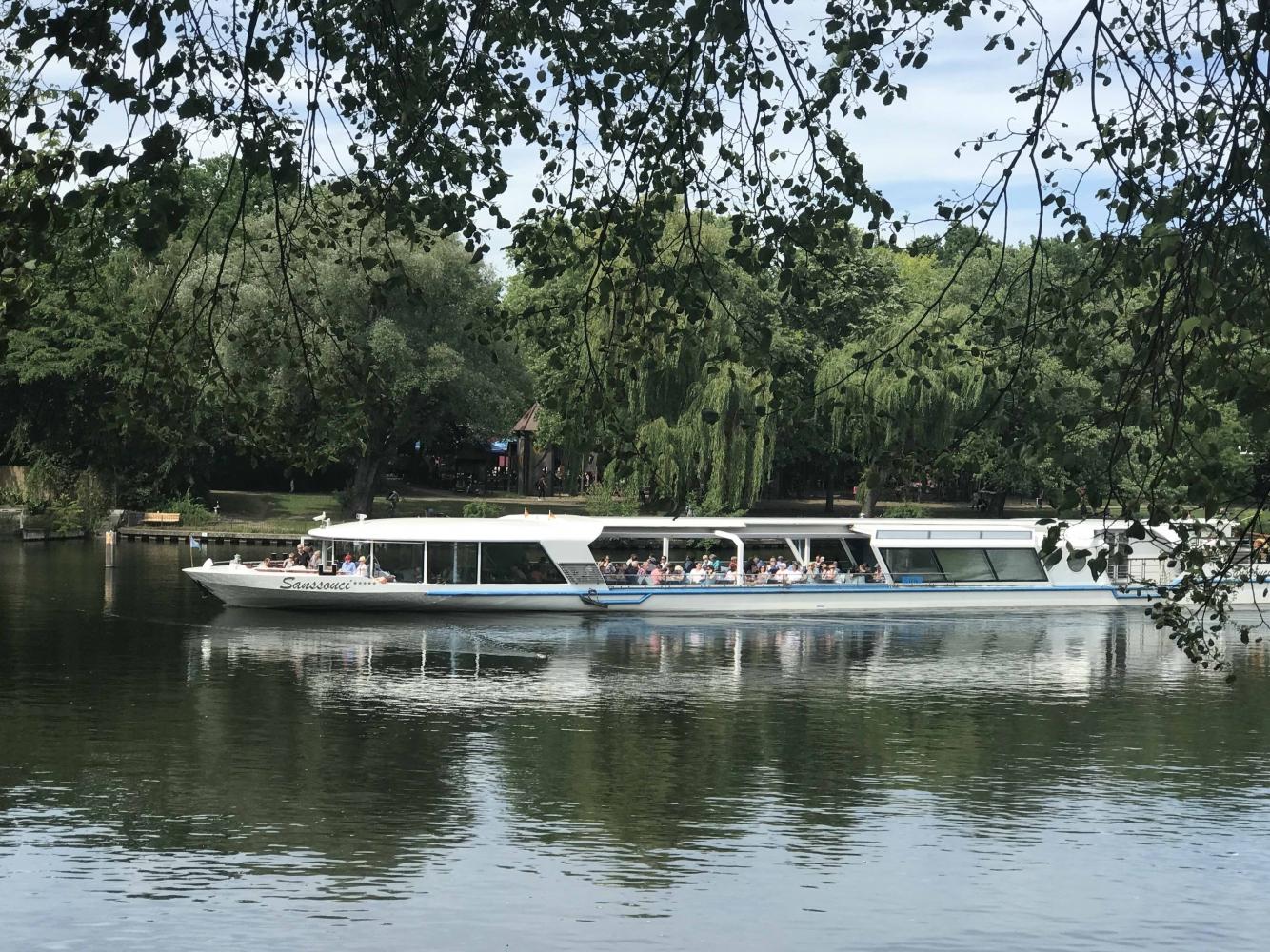 Berlin 170719 Boat–Trip