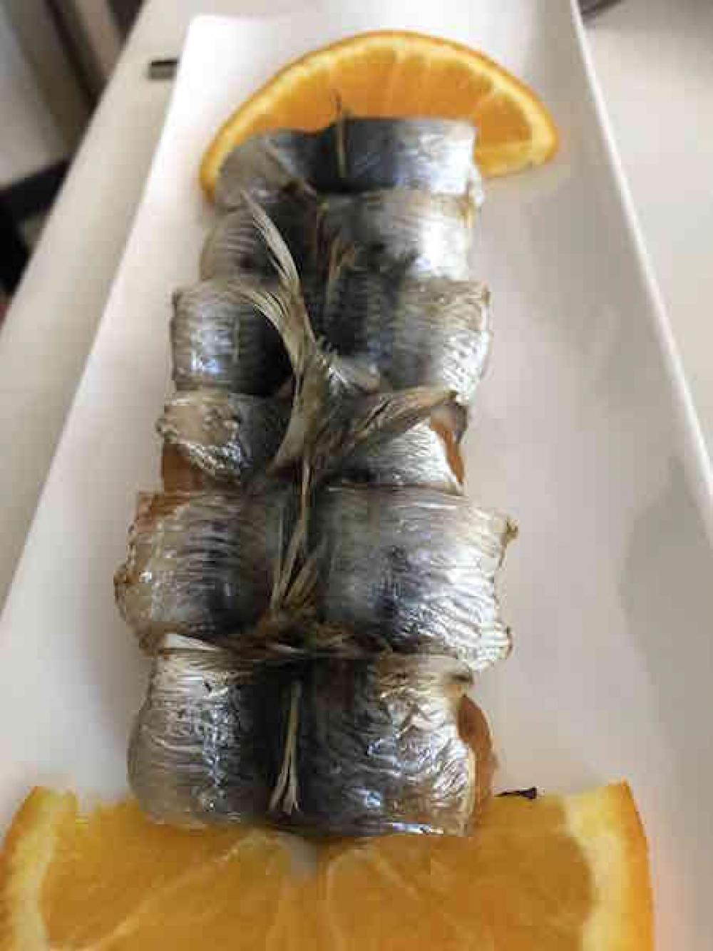 170823 Sardines With Orange