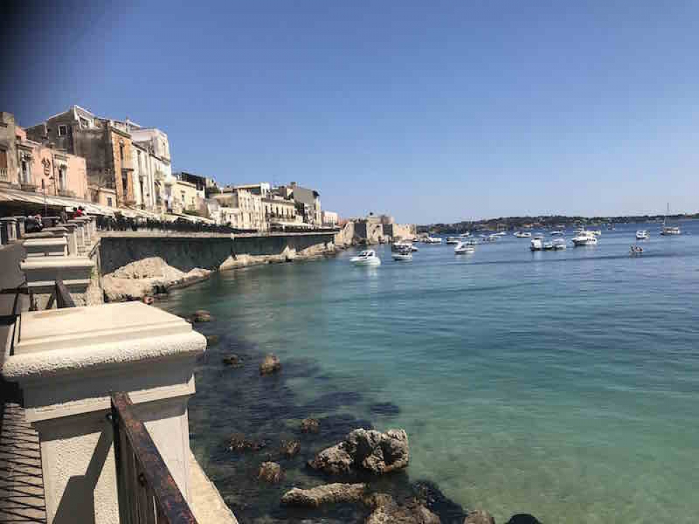 170823 Seafront Siracusa