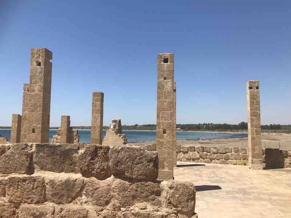 170823 Vendicari Ruins