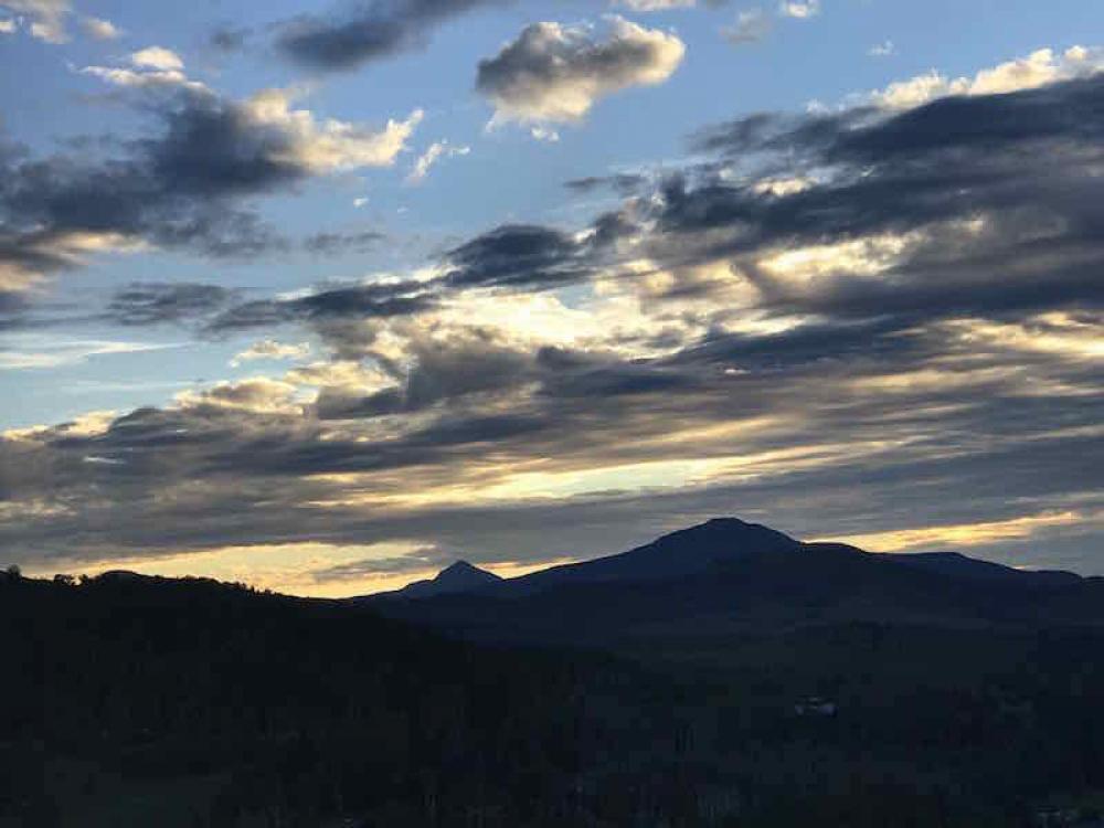 170824 Sunset Telluride