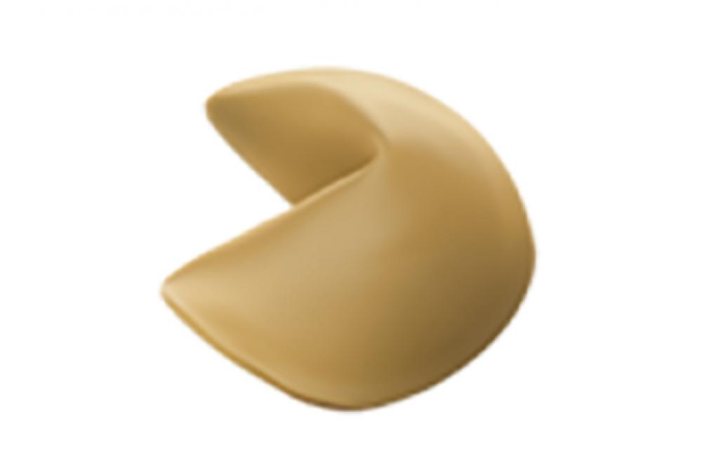 171012 Food Emoji Fortune Cookie 3