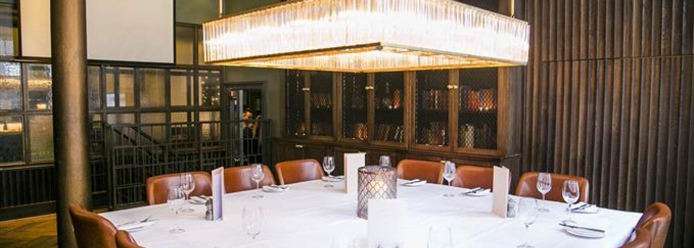 Gusto\'s Gorgeous Private Dining Room | Confidentials Manchester
