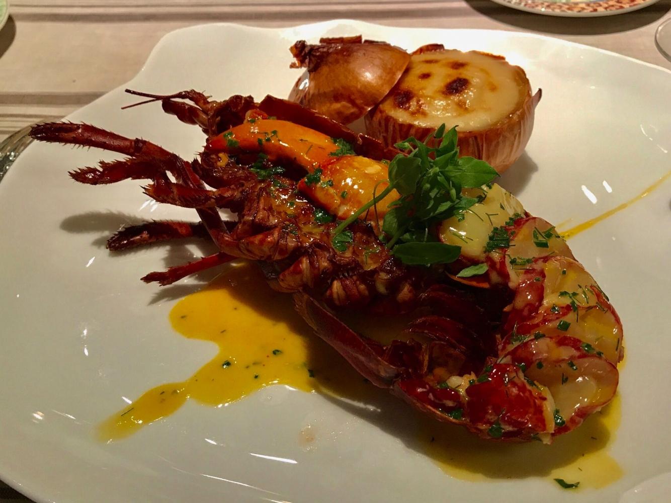 170923 Lobster