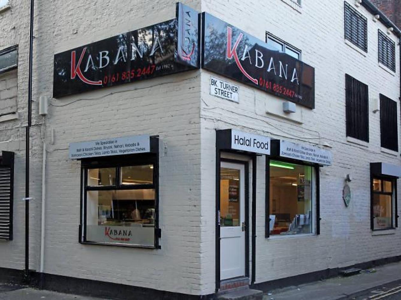 Kabana Outside